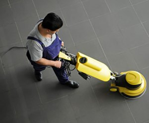 floor cleaning office Hamilton Universal Cleaners Inc
