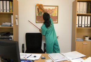 Green Cleaning Office Cleaning Hamilton Universal Cleaners Inc