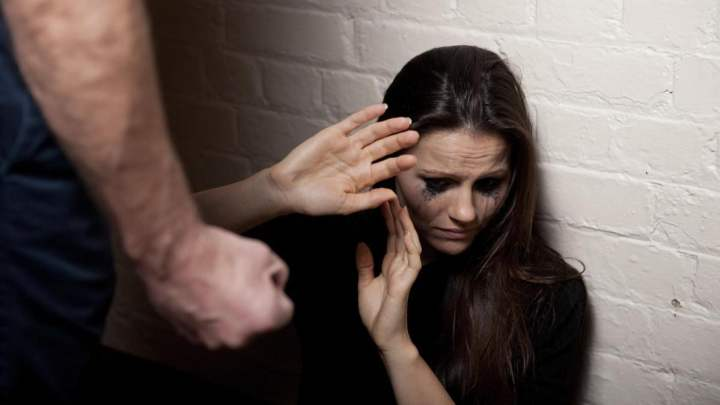 DWP require proof of domestic abuse before they'll help you.
