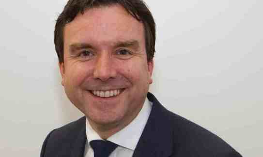 Discrased former minister Andrew Griffiths