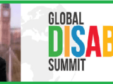 Penny Mordaunt Global Disability Summit