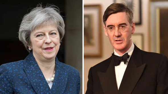 Jacob Rees-Mogg Prime Minister by proxy?