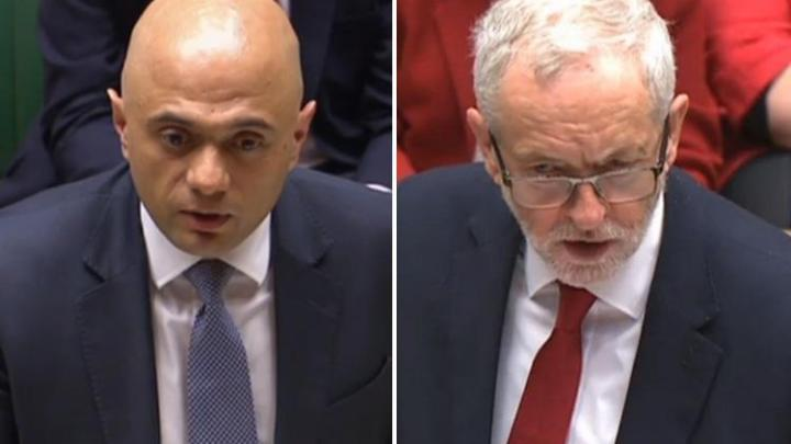 "Home Secretary brands Corbyn ""one of the biggest threat's to our national security"""