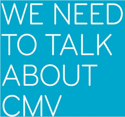 We need to talk about CMV -Me, My Boy & CMV
