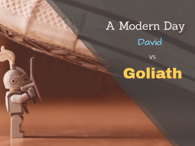 Independent vs Mainstream a Modern Day David and Goliath