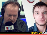 My Appearance on LBC talking about Universal Credit