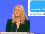 Esther McVey Conservative Party Conference 2018