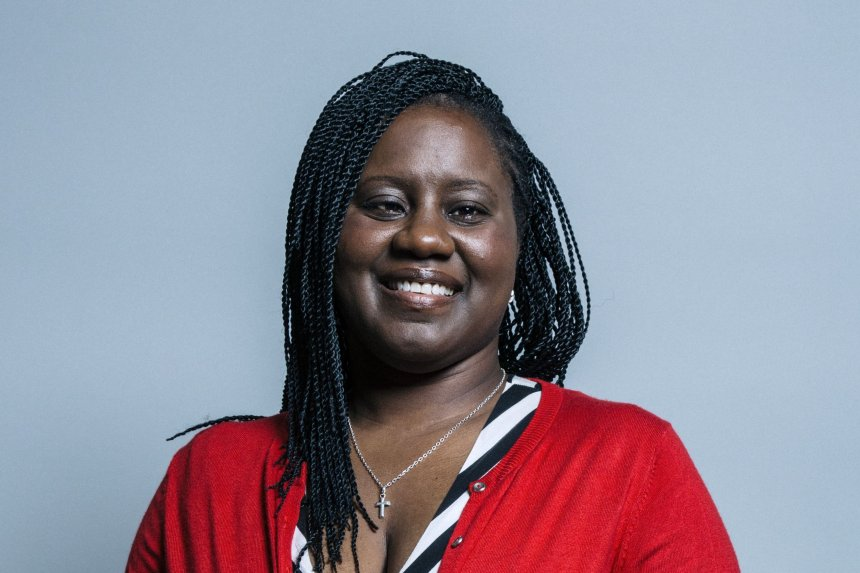 Marsha De Cordova MP Portrait