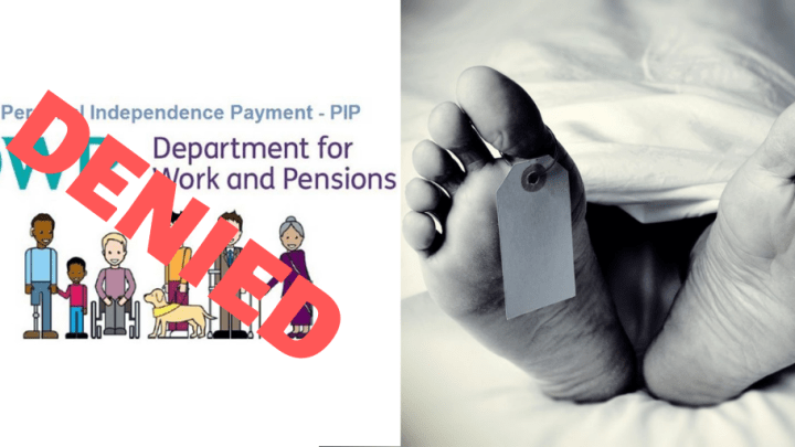 7,990 DIE within 6 months of PIP claim rejection. Over 5,000 terminal claimants don't receive decision