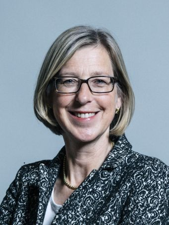 Official portrait of Sarah Newton MP