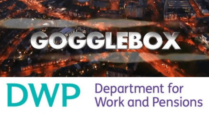 Gogglebox pushes DWP Propaganda in Planned Broadcast