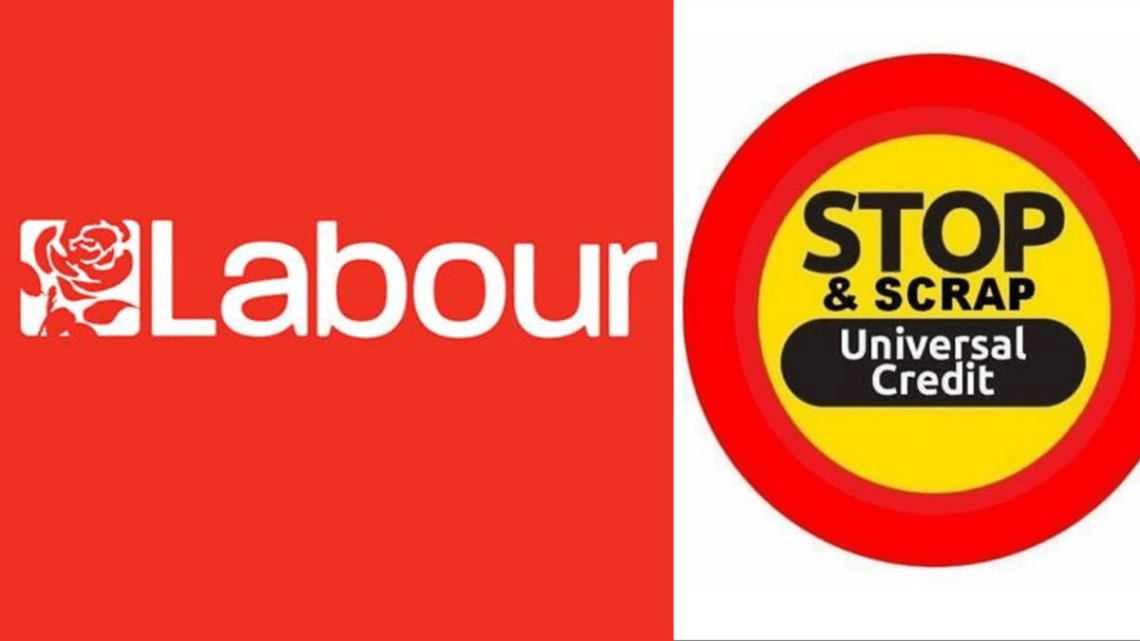Labour Pledge to Scrap Universal Credit AND The DWP