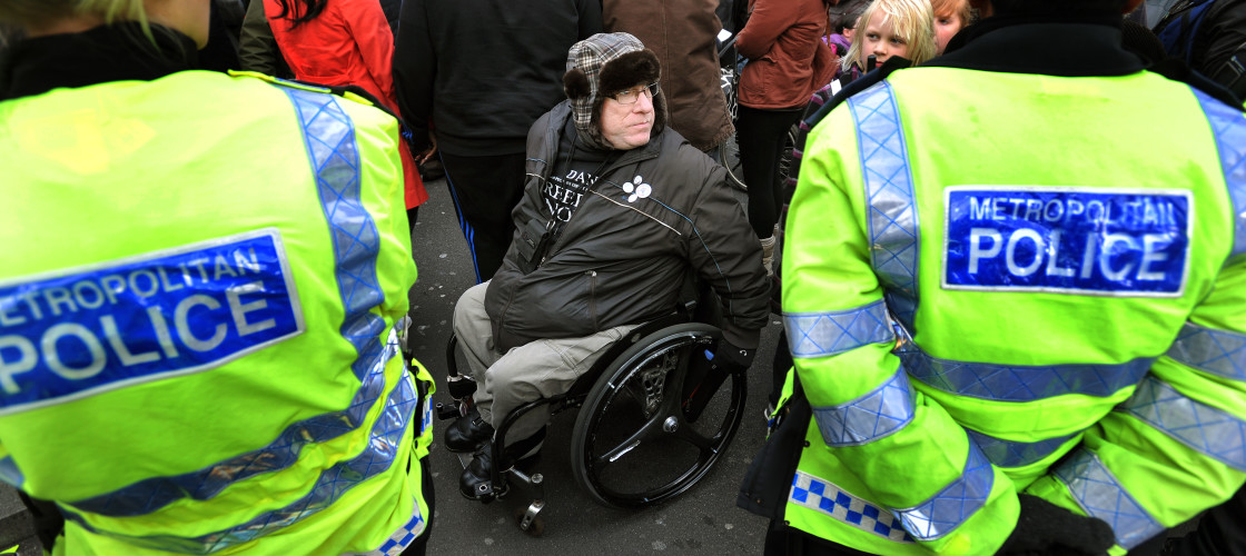 The Conservatives Have Disabled People's Blood On Their Hands  – Don't Let Them Back In
