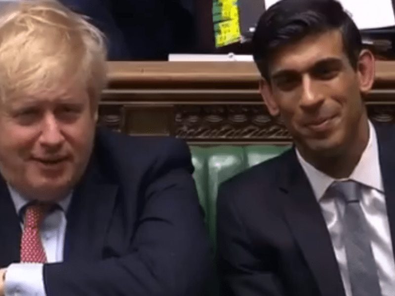 Prime Minister and Chancellor Laugh at Plight of Zero Hours Care Staff