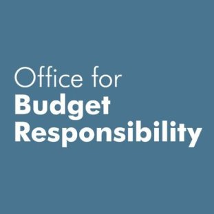 Office for Budget Responsibility OBR Logo
