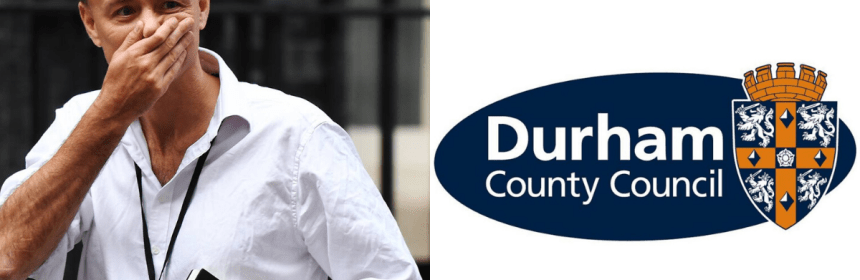 Dominic Cummings Durham County Council