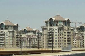 Mulit storey apartment buildings
