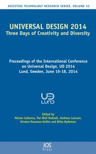 Front cover of proceedings of the 2014 conference in Lund Sweden