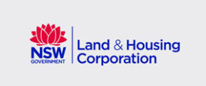 Logo for NSW Land and Housing Corporation