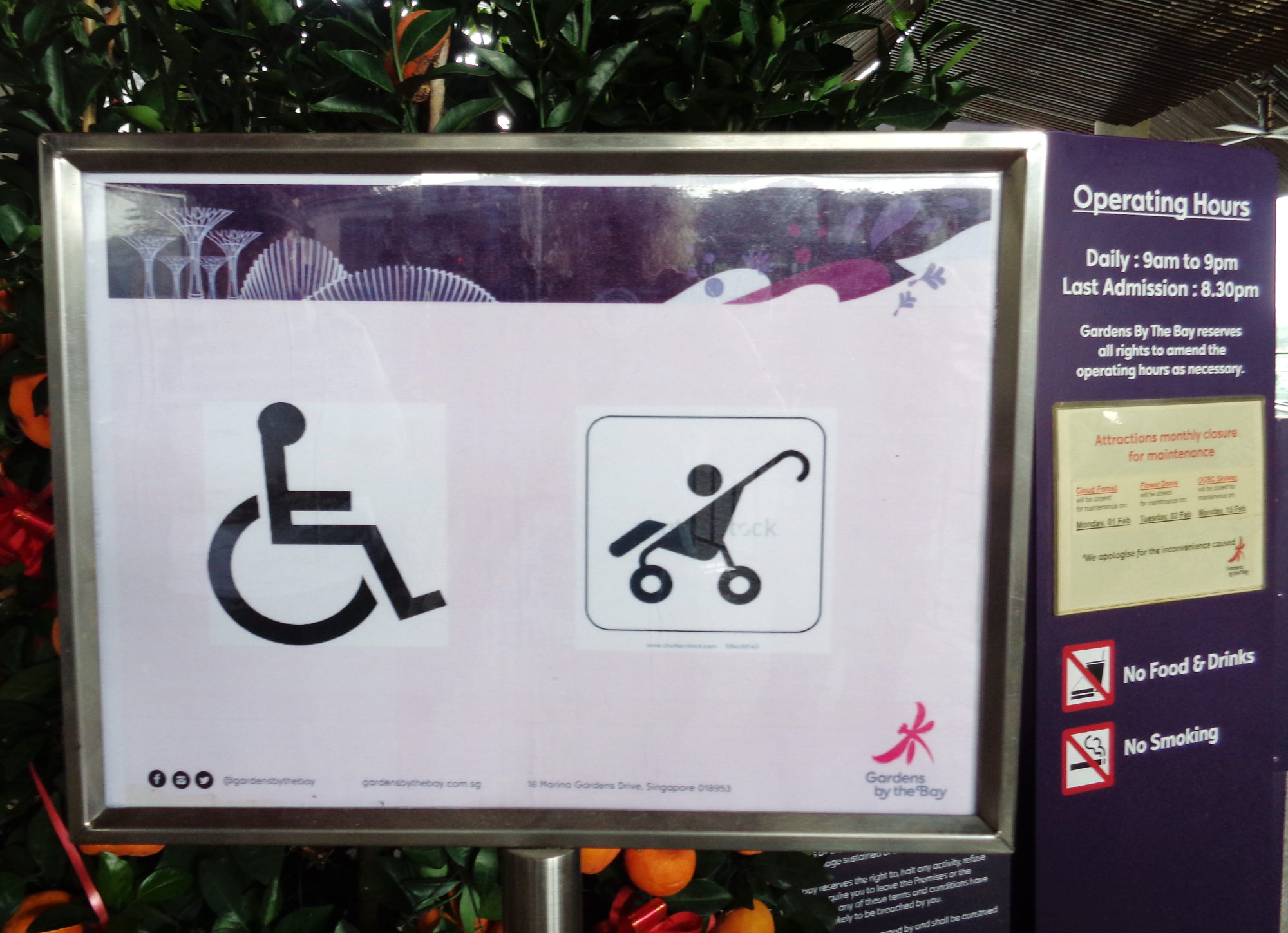 Garden By The Bay Baby gallery – centre for universal design australia