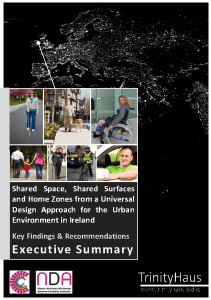 front cover of the report. black background with a collage of pictures and the title in white lettering