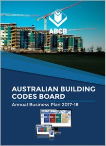 Front cover of the business plan