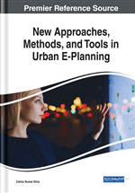 Front cover of the book New Approaches methods and Tools in Urban E Planning