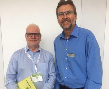 Chris Veitch and Simon Cooper