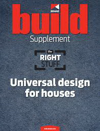 Front cover of the UD for houses guideline.