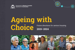 Ageing with Choice front cover.