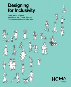 Front cover of Designing for Inclusivity. Inclusive leisure facilities.