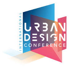 Logo of the Urban Design Conference.