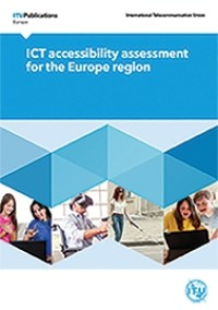 Front cover of the ICT report.