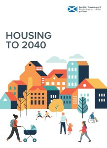 Front cover Housing to 2040.