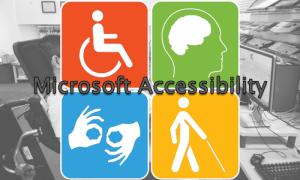 Microsoft icons.