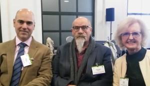 Left to Right: Stefano Scalzo, Michael Walker, Jane Bringolf