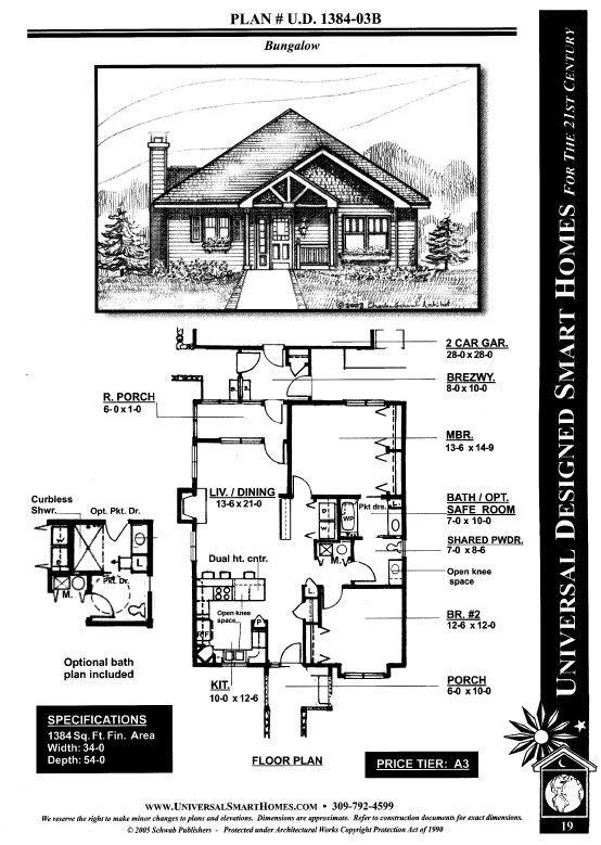 Universal Design Smart Homes