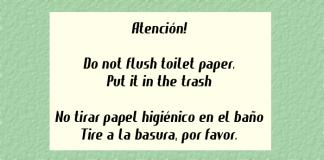 Do-Not-Flush-Paper