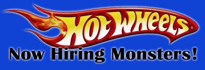 Hotwheels Monsters