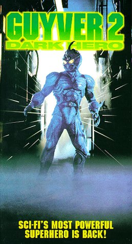 Guyver 2 Dark Hero Movie Poster