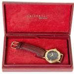 Open box with watch