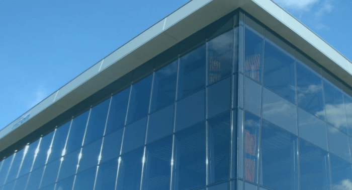 Structural Glazing  Universal Glazing and Cladding
