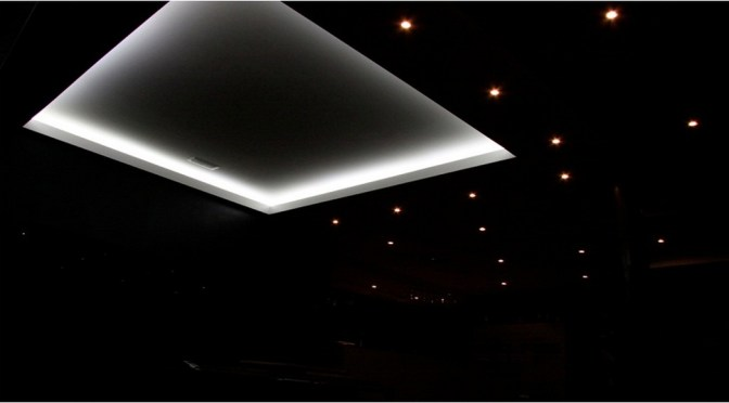 Ceilings that can impress
