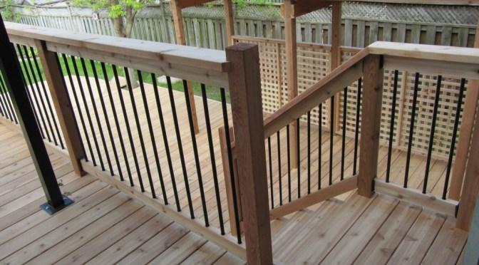 deck contractor halton