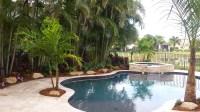 New Swimming Pool & landscape, Palm Beach Gardens ...