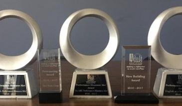 Trident Literacy Association TLA ganó 5 premios del Departamento de Educación para Adultos de SC