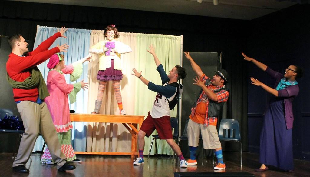 North Charleston presenta teatro infantil de temporada el 29 de Noviembre
