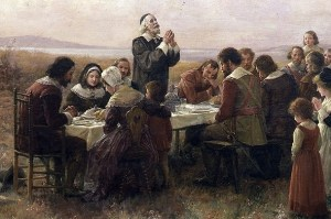 Celebración del Thanksgiving o Día de Acción de Gracias