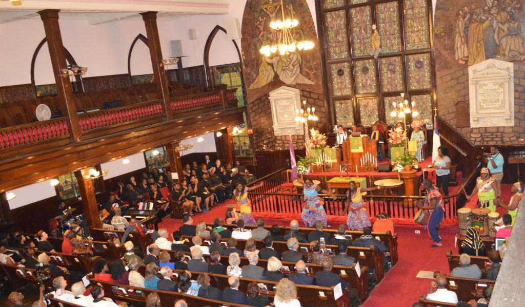 Celebran culto interreligioso antes de dar inicio a la construcción del Museo Internacional Afroamericano