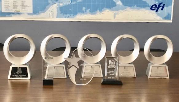 Por 3er año consecutivo, el Trident Literacy Association recibe varios premios del Departamento de Educación para Adultos de SC